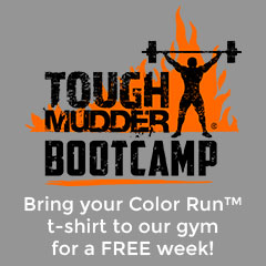 BOOT CAMP TOUGH MUDDER